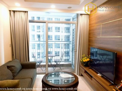 Don't miss this beautiful 2-bedroom apartment in Vinhomes Central Park