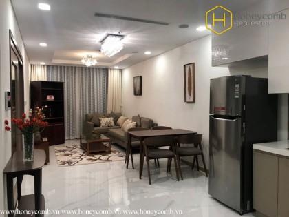 Beautifully decorated 1 bedroom apartment in Landmark 81