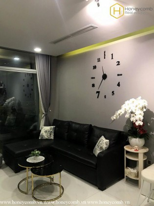 Modern decorated with 3 bedrooms in Vinhomes Central Park