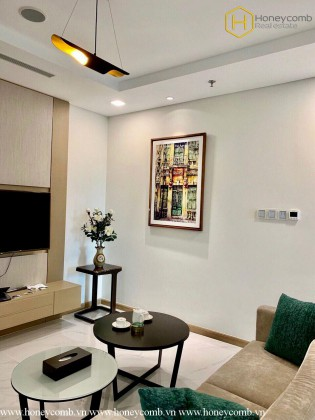 The Stunning 2 beds apartment won't make you dissapointed in Vinhomes Central Park