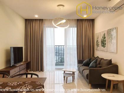 Căn hộ 2 phòng ngủ đẹp đầy phong cách tại Vista Verde cho thuê