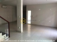 Cozy living space with this unfurnished villa for rent in District 2