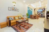 Artisan-built villa with gorgeous layout for rent in Le Van Mien street – District 2