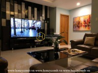 A lots open space – Hight-class furniture – Stylish Villa in Distric 2 for lease