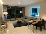 City Garden high floor apartment for rent: Blending sophistication & relaxation to create the ideal place