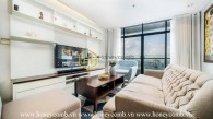Super elegant apartment with large living space in City Garden for rent