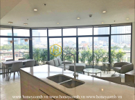 City Garden apartment- Airy living space with supremely high-class furniture