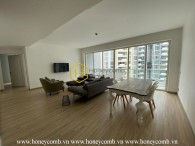 Great! Three bedrooms apartment with modern style and pool view in The Estella for rent