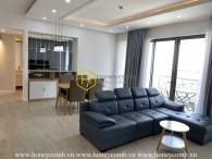 Căn hộ 4 phòng ngủ thiết kế độc đáo cho thuê tại Gateway Thảo Điền