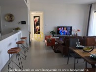 Splendid design apartment with panoramic view in Gateway Thao Dien for rent