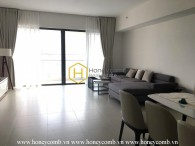 Căn hộ thiết kế rộng rãi và hiện đại cho thuê tại Gateway Thảo Điền