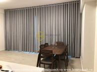 Part furnished apartment in Gateway- Best location with good price