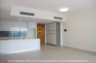 Unfurnished apartment with modern architecture for rent in Gateway Thao Dien