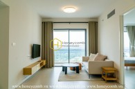 Fully-furnished apartment with brand new furnishings for rent in Gateway Thao Dien
