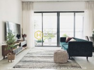 Super charming apartment for rent in Gateway Thao Dien