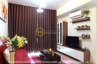 3 beds apartment with midlle floor and nice furnished in Masteri Thao Dien
