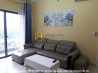 3-bedrooms apartment with river view and high floor in Masteri Thao Dien