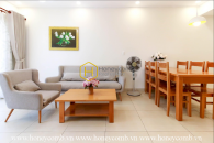 3 bedrooms apartment with nice furnished in Masteiri Thao Dien