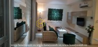 Nice decoration 2 beds apartment with river view in Masteri Thao Dien