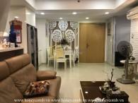 Ornately designed apartment for rent in Masteri Thao Dien
