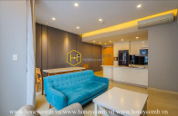 Your life will always be fresh with this stylish & functional apartment in Masteri Thao Dien