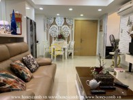 Super luxury apartment with amazing layout for rent in Masteri Thao Dien