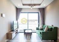 Elegant design apartment with smart wooden interior for rent in New City