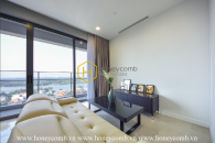 The eyes-catching and airy apartment in Nassim for rent