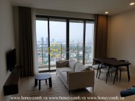 Modern architecture apartment for rent in Nassim Thao Dien