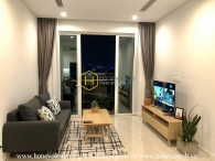 Love at first sight! Ingenious 2 bedrooms apartment in Sala Sadora for rent