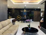 Căn hộ cực kì xa xỉ cùng nội thất ấn tượng cho thuê tại Sala Sarica