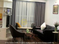 Beautiful brocade design apartment for rent in Thao Dien Pearl