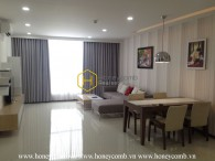 Wonderful cozy apartment in Thao Dien Pearl is now available for rent