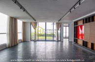 Complete your dreamy living space with this spacioud and unfurnished PENTHOUSE in Thao Dien Pearl