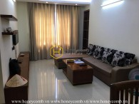 Ornately designed apartment with wooden interior for rent in Tropic Garden