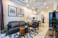 Aesthetic apartment in Vinhomes Golden River for rent – Bright, Elegant & Contemporary