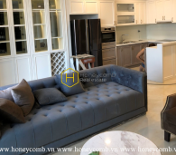 Extremely luxurious and spacious apartment for rent in Vinhomes Golden River