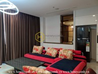 Stylish apartment with unique architectural design in Vinhomes Golden River