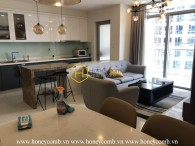 Vinhomes Central Park apartment – Cozy design, best location  you can get!