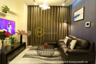 Beautifully designed apartment with high-end furnishings for rent in Vinhomes Central Park