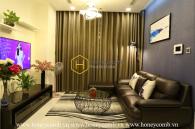 Căn hộ thiết kế tuyệt đẹp với nội thất cao cấp cho thuê tại Vinhomes Central Park