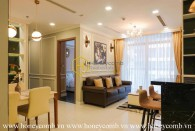 Sophisticated apartment with luxury layout for rent in Vinhomes Central Park