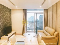 Glamorous apartment in Vinhomes Central Park for rent that could make you surprised!