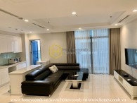 Discover nonstop luxury in this exquisite 4 bedrooms apartment in Vinhomes Central Park for rent