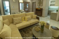 Outstanding luxury aparment with prestigious location for rent in Vinhomes Landmark 81