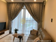 Open space & Adorable apartment in Vinhomes Central Park for lease