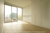 Ornate unfurnished apartment for rent in Waterina Suites