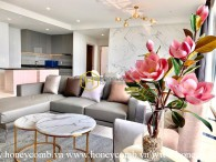 Sophisticated apartment with luxury design for rent in Wateria Suites