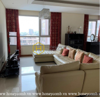 Sophisticated style with 3 bedrooms apartment in Xi Riverview Palace