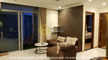 The 3-bedroom apartment with artistic features in Vinhomes Central Park